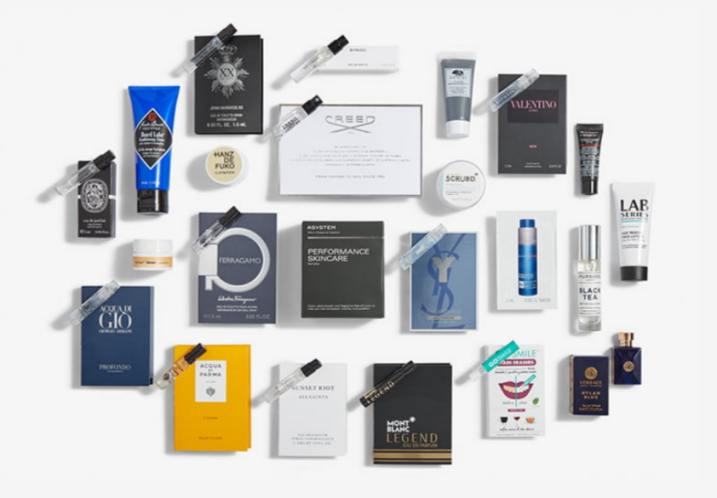 12-10 Gift with Purchase Nordstrom icangwp grooming