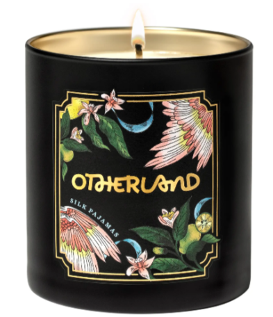 12-15 Otherland Gilded Silk Pajamas Scented Holiday Candle Nordstrom