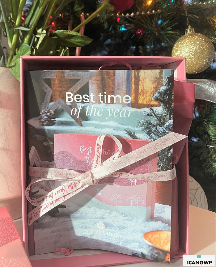glossybox december 2020 review by icangwp beauty blog