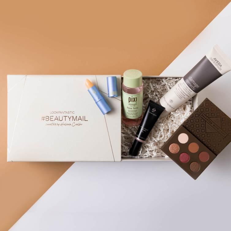 lookfantastic beautymail helena coelho beauty box icangwp