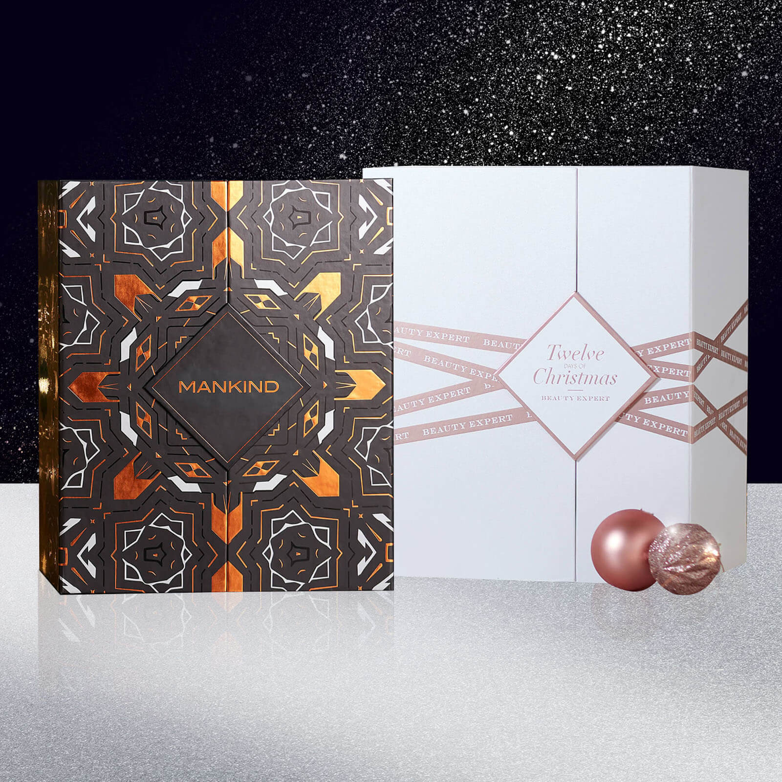 lookfantastic his an hers 12 days of christmas sets advent calendars 2020 icangwp