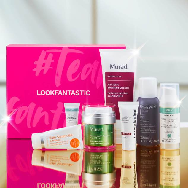 lookfantastic idol collection limited edition beauty box icangwp