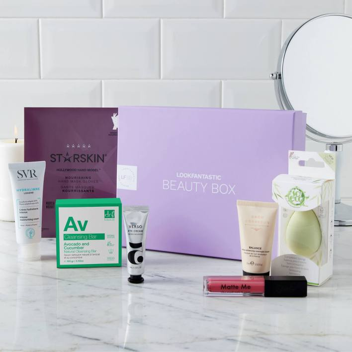 lookfantatic beauty box January 2021 full spoilers icangwp