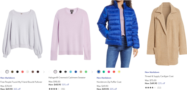 Screenshot_2020-12-25 Women's Clothing Sale Clearance Nordstrom