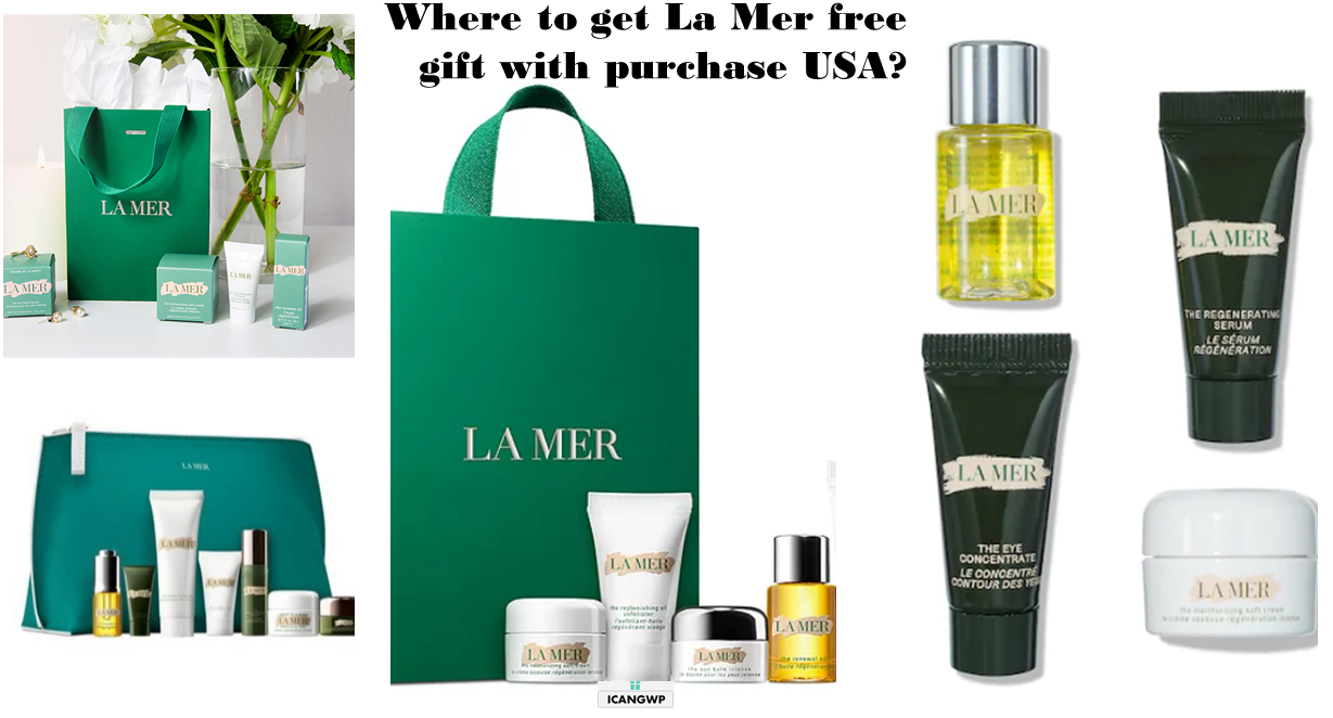 wher to get a free la mer gift with purchase - icangwp blog