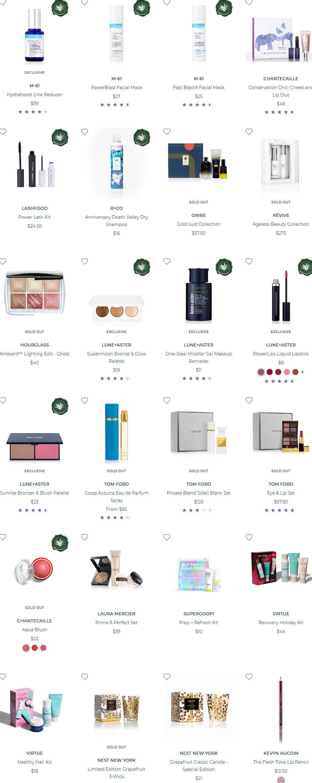 01-07 Online Exclusive Beauty Offer 50% Off icangwp (2)