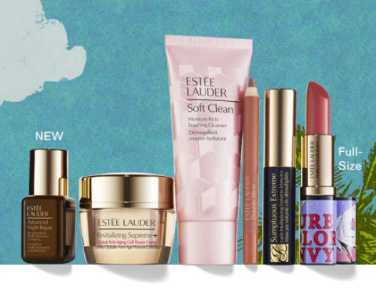 2021-01-21 Spring 2021 Gift with Purchase Choice Page Estée Lauder icangwp