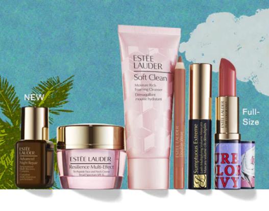 2021-01-21 Spring 2021 Gift with Purchase Choice Page Estee Lauder icangwp