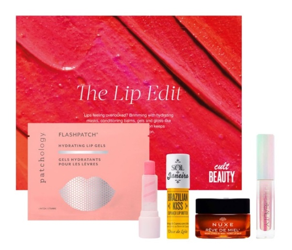 2021-01-29 Cult Beauty The Lip Edit icangwp blog