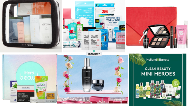beauty gift with purchase icangwp blog