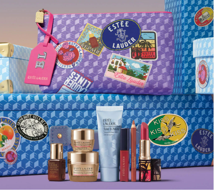 Estee Lauder Christmas Set 2021 List Of All Estee Lauder Gift With Purchase January 2021 Usa Icangwp Gift With Purchase