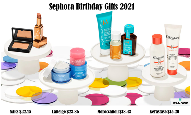 sephora birthday gifts 2021 icangwp