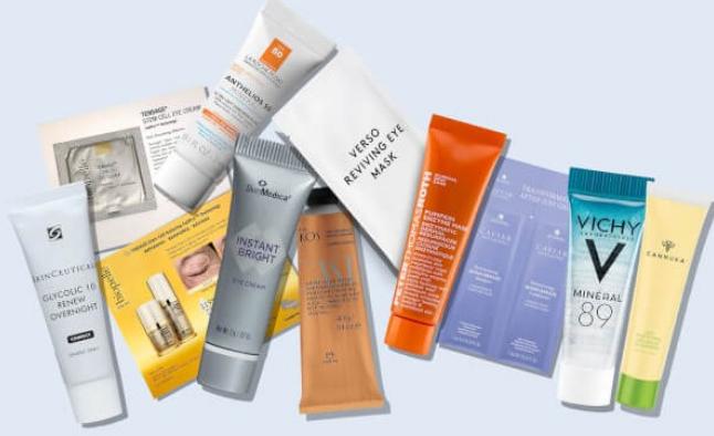 skinstore beauty bag 11pc worth 115 icangwp blog