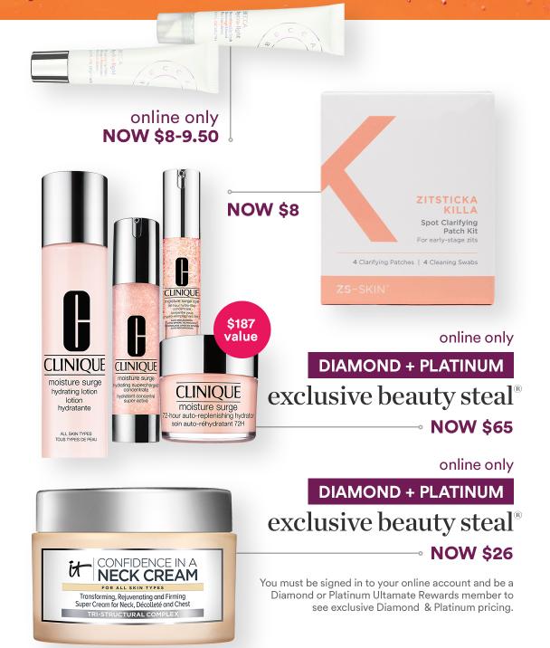 ulta platinum perks day january 2021 icangwp daily deal