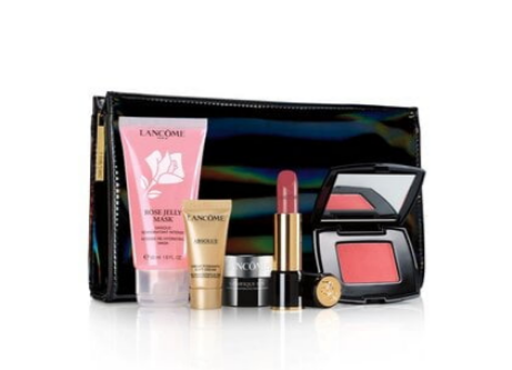 2021-02-08 Nordstrom lancome Gift with Purchase icangwp