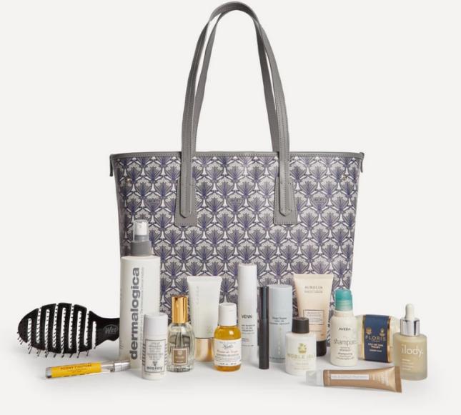 2021-02-17 Liberty london goody bag icangwp beauty blog