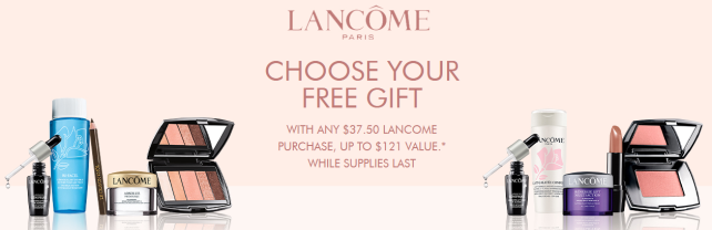 2021-02-25 Lancome gift with purchase Dillard's icangwp blog