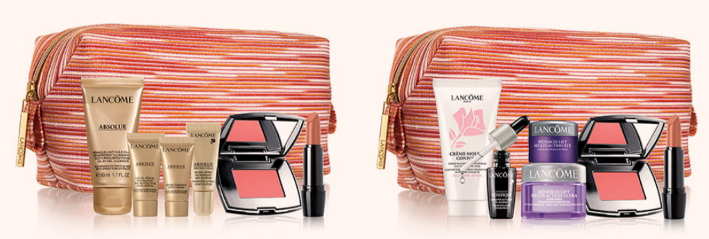 2021-03-16 lancome Gift with Purchase Nordstrom icangwp
