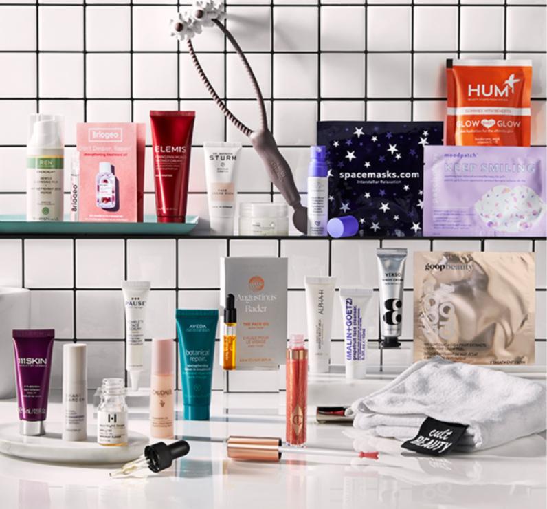 cult beauty goody bag february 2021 icangwp beauty blog