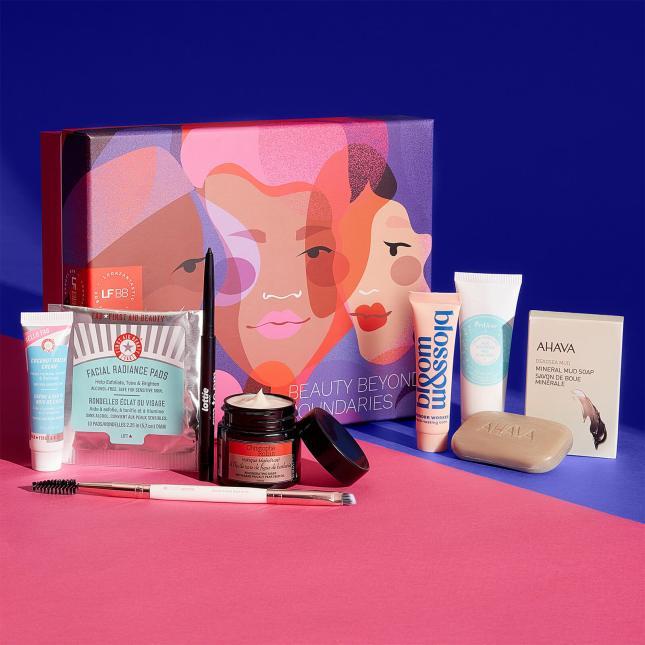 lookfantastic march 2021 beauty box full spoilers icangwp