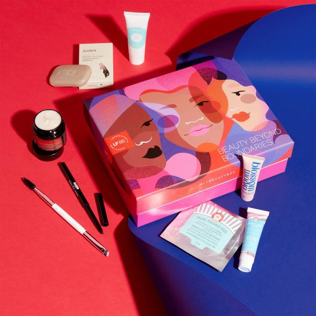 lookfantastic march 2021 beauty box spoilers icangwp
