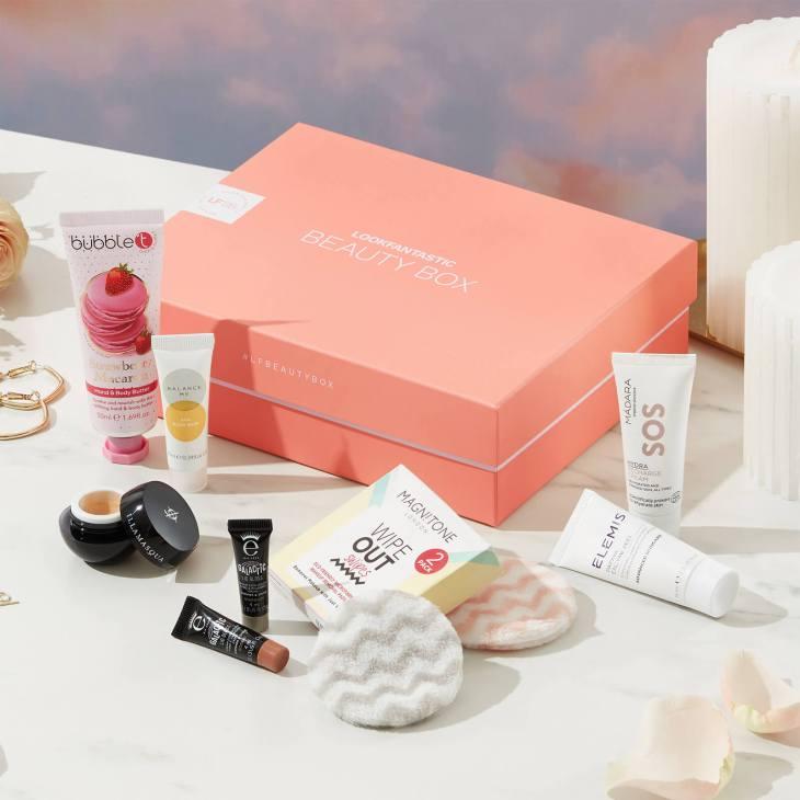lookfantastic us february 2021 beauty box icangwp