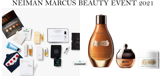 neiman marcus beauty event free gift with purchase icangwp blog feb 2021 13pc 150 ICANGWP