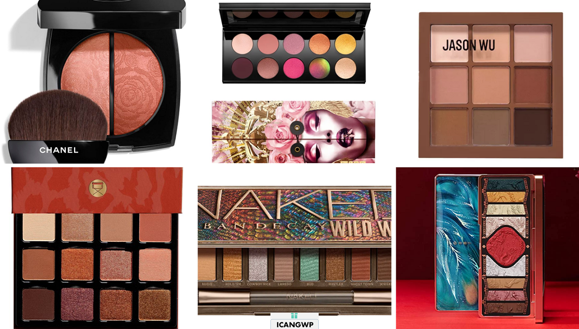 new makeup palettes 2021 icangwp
