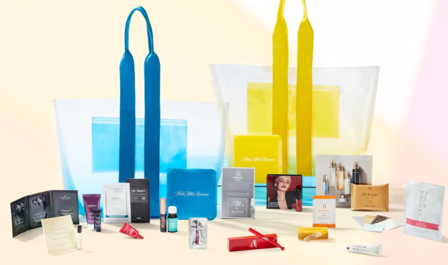 saks fifth avenue gift with purchase 29pc w 150 icangwp feb 2021