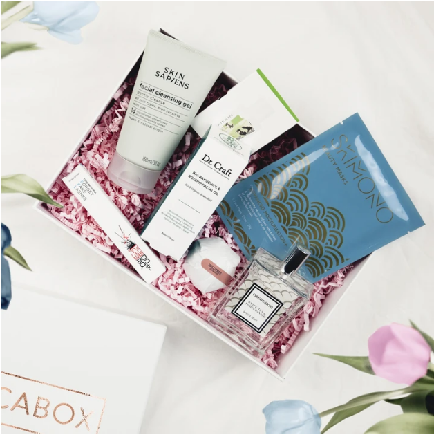 2021-03-01 'All About You' Limited Edition Box icangwp blog