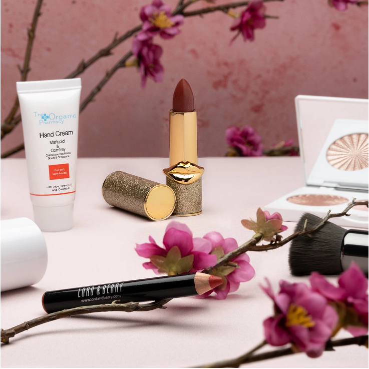 2021-03-01 Mother's Day Limited Edition Beauty Box uk icangwp blog 3