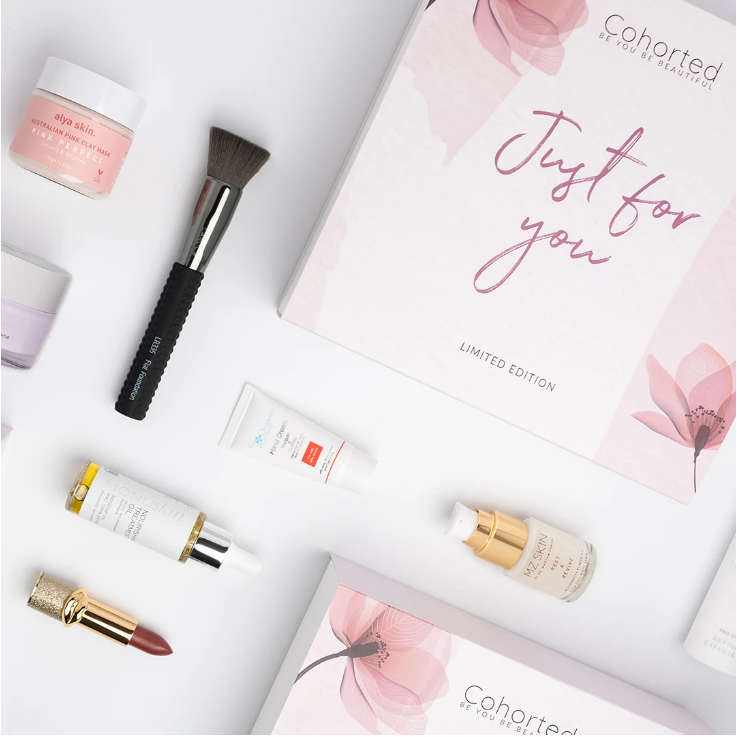 2021-03-01 Mother's Day Limited Edition Beauty Box uk icangwp blog