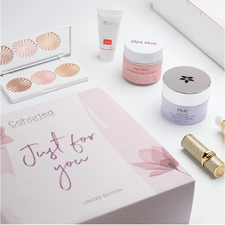 2021-03-01 Mother's Day Limited Edition Beauty Box uk icangwp