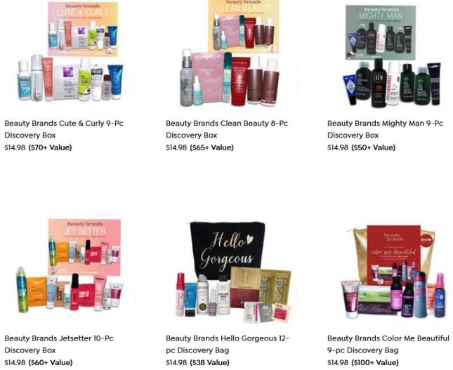 2021-03-18 beauty brands Makeup, Moisturizers, Cleansers Beauty Brands
