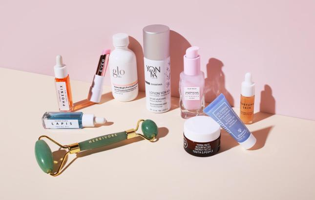 allure beauty box luxury at home march 2021 icangwp