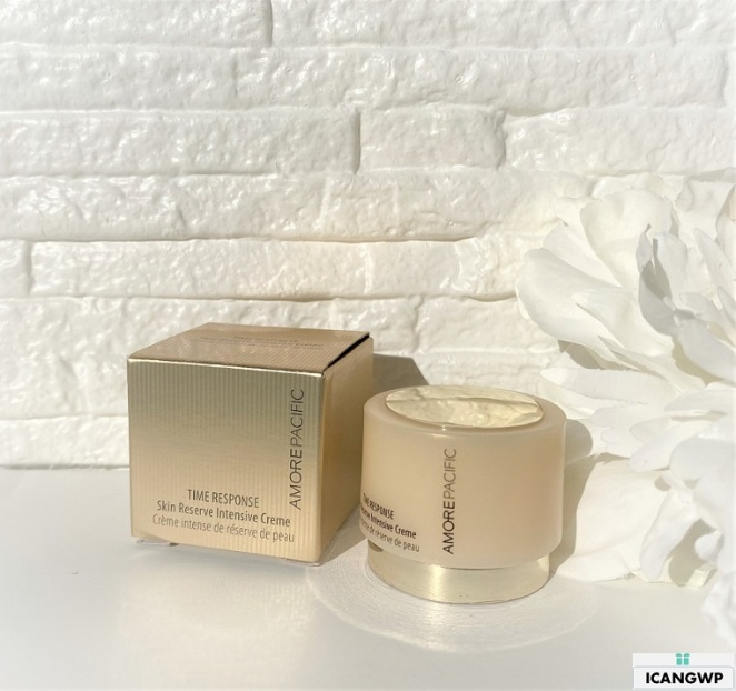 amorepacific time response skin reserve intensive creme review by icangwp beauty blog