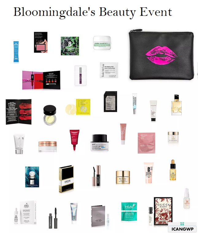 bloomingdale gift with purchase 35pc w 200 icangwp blog march 2021