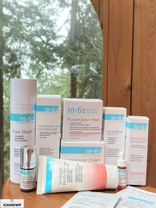 bluemercury m-61 mystery beauty box unboxing by icangwp blog