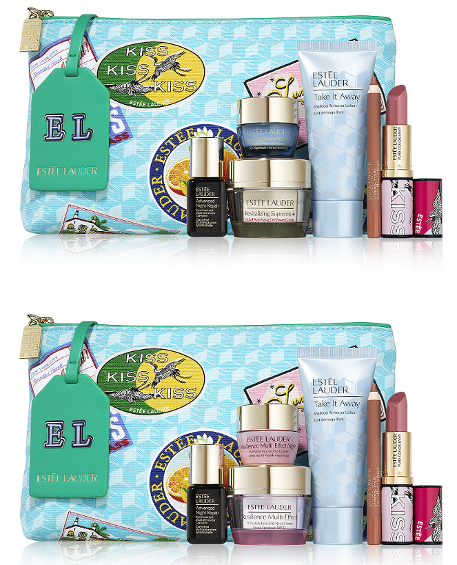 Estee Lauder gift with purchase belk icangwp march april 2021 2
