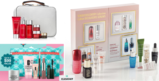 estee lauder gift with purchase clinique bonus march 2021 icangwp