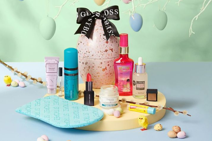 glossybox easter 2021 icangwp uk