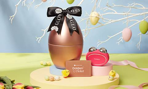 glossybox easter egg 2021 us icangwp beauty blog exclusive