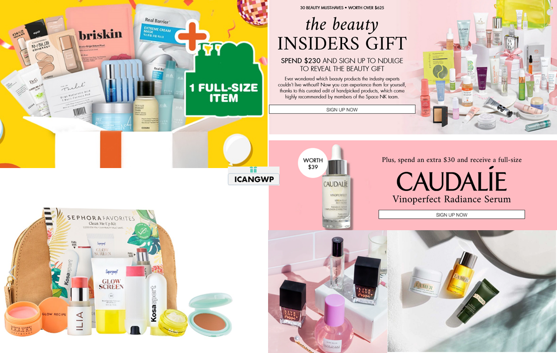 international womens day 2021 beauty deals icangwp