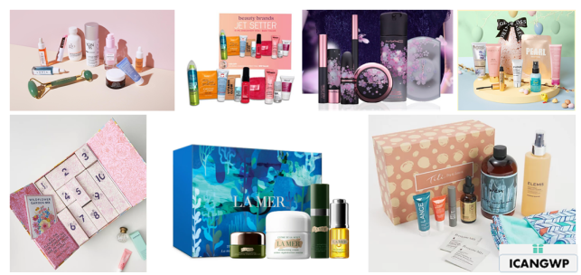 limited edition beauty box icangwp blog march 2021