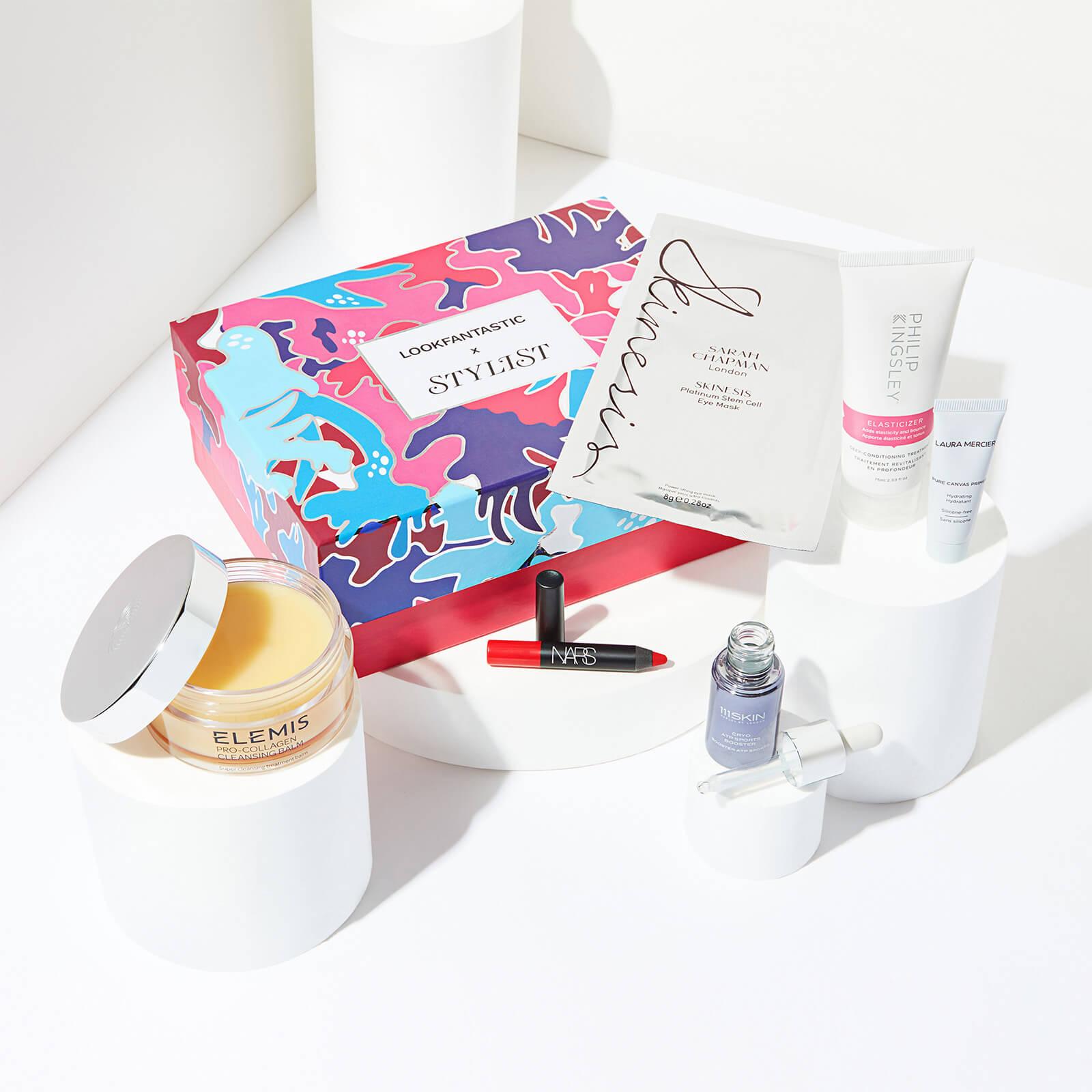 lookfantastic x stylist beauty box icangwp blog