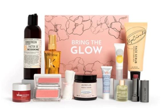 Screenshot_2021-03-19 Feelunique Spring Glow Beauty Box icangwp