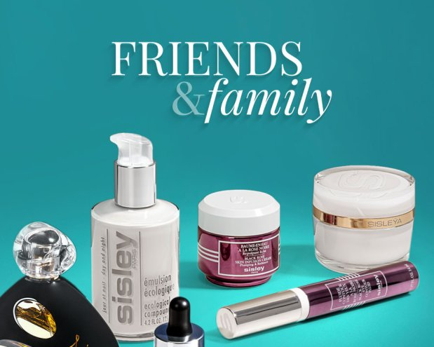 sisley paris friends and family icangwp