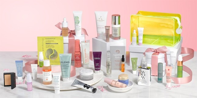space nk gift with purchase march 2021 icangwp beauty blog