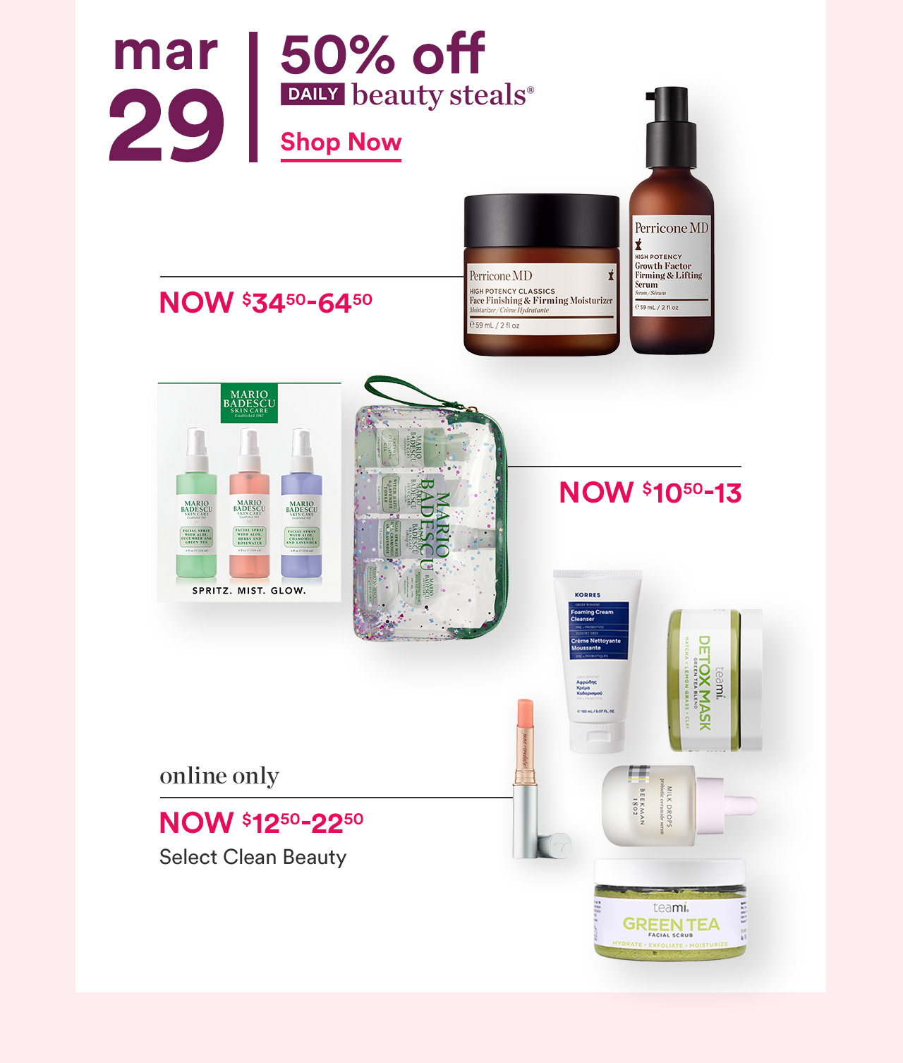 ulta 21 days of beauty event spring 2021 icangwp beauty blog march 29
