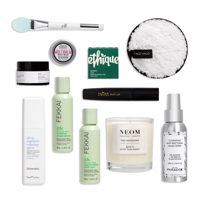 Feelunique Gemma Styles Doing Good Kit beauty box icangwp 2021